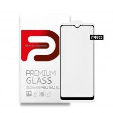 Защитное стекло Armorstandart Pro для OPPO A15 A15s Black (ARM58388)