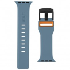 Ремешок TPU UAG Civilian Watch Strap для Apple Watch 42mm 44mm Slate/Orange