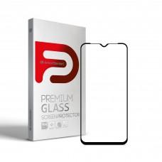 Защитное стекло Armorstandart Full Glue для Xiaomi Poco M3 Black (ARM58537)
