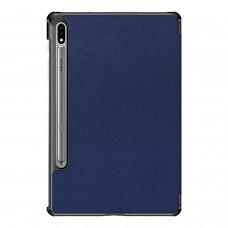 Чехол книжка PC Armorstandart Smart для Samsung Tab S7 T870 T875 Blue (ARM58637)