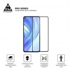 Защитное стекло Armorstandart Pro для Xiaomi Mi 11 lite Black (ARM58710)