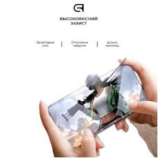 Защитное стекло Armorstandart Full Glue HD для Samsung A52 A525 A525 Black (ARM58901)