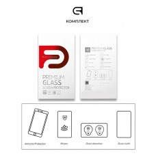 Защитное стекло Armorstandart Full Glue HD для Samsung A72 A725 A725 Black (ARM58902)