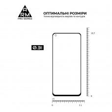 Защитное стекло Armorstandart Pro для OnePlus Nord N10 5G (BE2029) Black (ARM59363)