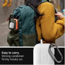 Чехол TPU Spigen Fit для наушников Apple AirPods Pro White (ASD00534)