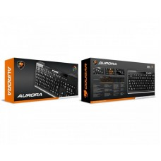Клавиатура Cougar Aurora Black USB