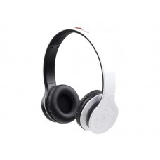 Наушники гарнитура накладные Bluetooth GMB Audio BHP-BER-W White
