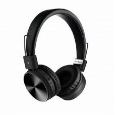 Наушники гарнитура накладные Bluetooth GMB Audio BHP-KIX-BK Black