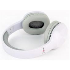 Наушники гарнитура накладные Bluetooth GMB Audio BHP-MIA-W White (BHP-MIA-W)