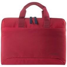 Сумка для ноутбука Tucano Smilza Slim Red 15.6 (BSM15-R)