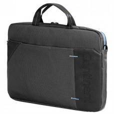 Сумка для ноутбука Continent CC-205GB 15.6 Nylon/Polyester Grey
