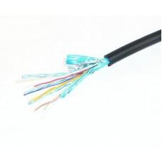 Кабель DisplayPort-HDMI Cablexpert 5m Black