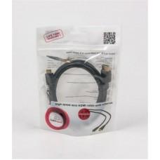 Кабель HDMI-miniHDMI C v1.4 Cablexpert 1.8m Black