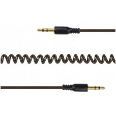 Кабель Audio 3.5мм-3.5мм Cablexpert 1.8m Black (CCA-405-6)