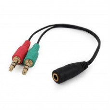 Кабель Audio 3.5мм-3.5мм Cablexpert Black