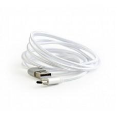 Кабель USB-Type-C Cablexpert 1.8m Silver