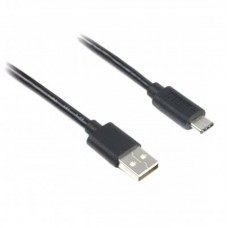 Кабель USB-Type-C Cablexpert 1m Black