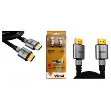 Кабель VCOM HDMI-HDMI v1.4 1.8m Black (CG571-1.8)