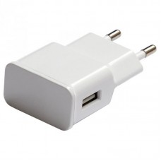 СЗУ Grand-X 1USB 2.1A White CH-03UMW + cable USB-MicroUSB