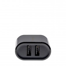 Зарядное устройство сетевое Grand-X 1USB 2.1A Black (CH-15T) + cable USB-Type-C