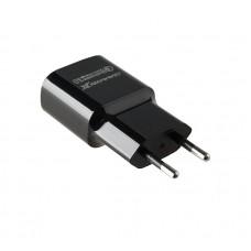 Зарядное устройство сетевое Grand-X 1USB 3А QC3.0 Black (CH-550TC) + cable USB-Type-C