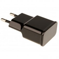 Зарядное устройство сетевое Grand-X 1USB 1A Black (CH765LTB) + cable USB-Lightning