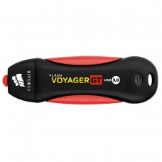 Флешка USB 3.0 32GB Corsair Flash Voyager GT water-resistant R390/W80MB/s Black/Red (CMFVYGT3C-32GB)