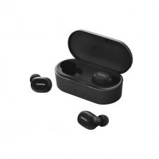 Наушники гарнитура вакуумные Bluetooth Canyon CND-TBTHS2B Black