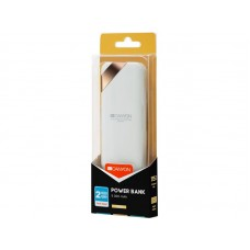 УМБ Power Bank Canyon 5000mAh 1USB Type-C 2.1A White (CNE-CPBP5W)