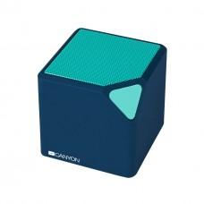 Колонка портативная Bluetooth Canyon CNS-CBTSP2 Blue/Green