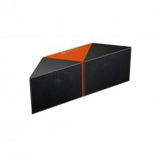 Колонка портативная Bluetooth Canyon CNS-CBTSP4BO Black/Orange