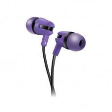 Наушники гарнитура вакуумные Canyon CNS-CEP4P Purple