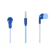 Наушники гарнитура вакуумные Canyon CNS-CEPM02BL Blue