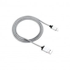 Кабель USB-Lightning Canyon 1m Dark/Grey (CNS-MFIC3DG)