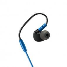 Наушники гарнитура вакуумные Bluetooth Canyon CNS-SBTHS1BL Blue