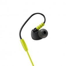 Наушники гарнитура вакуумные Bluetooth Canyon CNS-SBTHS1L Lime