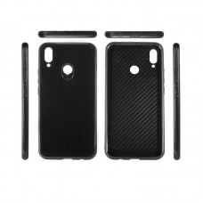 Чехол накладка TPU ColorWay Glass Case для Huawei P Smart Plus Black (CW-CGCHPSP-BK)