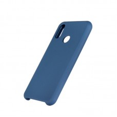Чехол накладка TPU ColorWay Liquid Silicone для Huawei P Smart Plus Blue (CW-CLSHPSP-BU)
