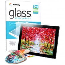Защитное стекло ColorWay 2.5D для Samsung Tab S6 10.5 T860 T865 Transparent (CW-GTSGT865)