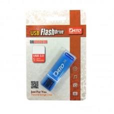 Флешка USB 2.0 64GB Dato DB8002U3 Blue (DB8002U3B-64G)