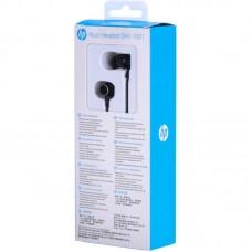 Наушники гарнитура вакуумные HP DHE-7001 Black