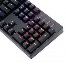 Клавиатура 1stPlayer DK5.0 RGB Outemu Black (DK5.0-BL) USB