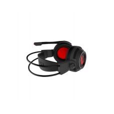 Наушники гарнитура накладные MSI DS502 Gaming Headset Black/Red