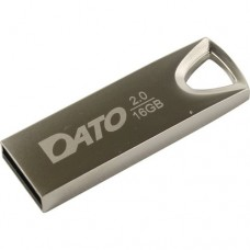 Флешка USB 2.0 16GB Dato DS7016 Silver (DS7016-16G)