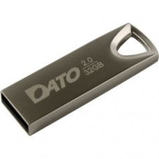 Флешка USB 2.0 32GB Dato DS7016 Silver (DS7016-32G)