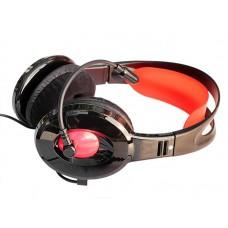 Наушники гарнитура накладные Somic Danyin DT-2112 Black/Red
