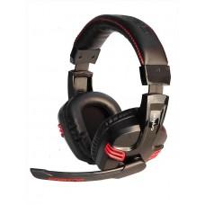 Наушники гарнитура накладные Somic Danyin DT-2698G Black/Red