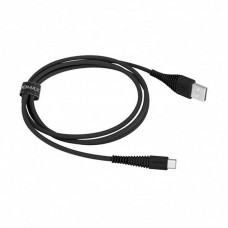 Кабель USB-Type-C Momax Tough Link 1.2m Black (DTA5D)