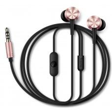 Наушники гарнитура вакуумные 1More E1009 Piston Fit Pink (E1009-PINK)