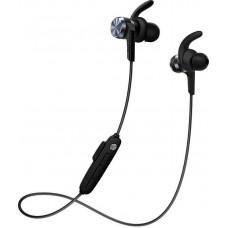Наушники гарнитура вакуумные Bluetooth 1More E1018BT iBFree Sport Black (E1018-BLACK)